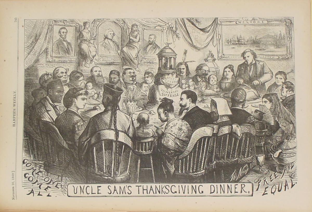 thanksgiving dinner west village nyc