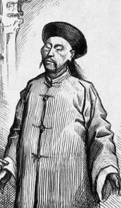 Chinese diplomat